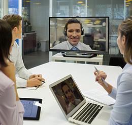 Reuniões e Cursos Online ao Vivo
