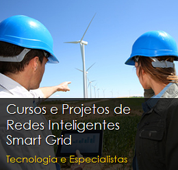 Cursos e Projetos de Redes Inteligentes - Smart Grid
