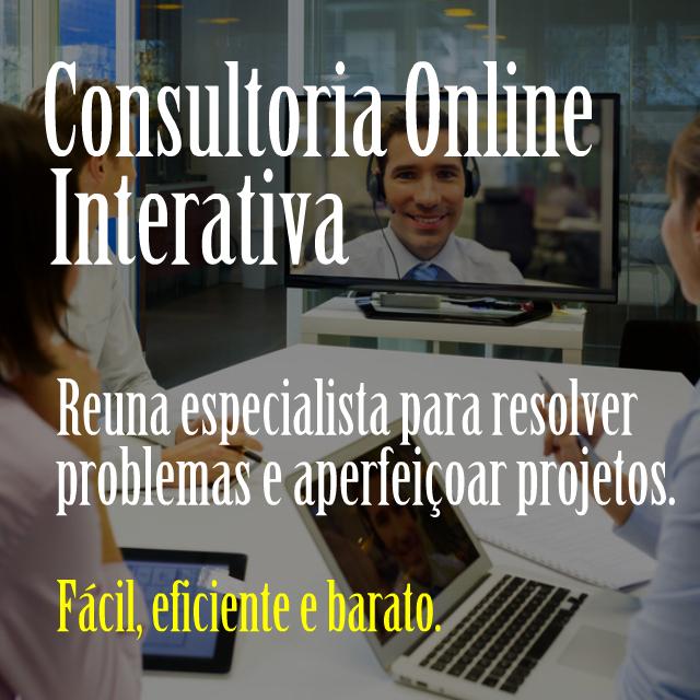 Consultoria Online Interativa
