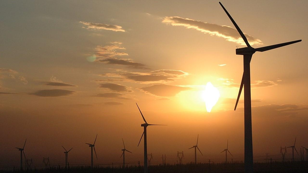 Geração eólica de energia