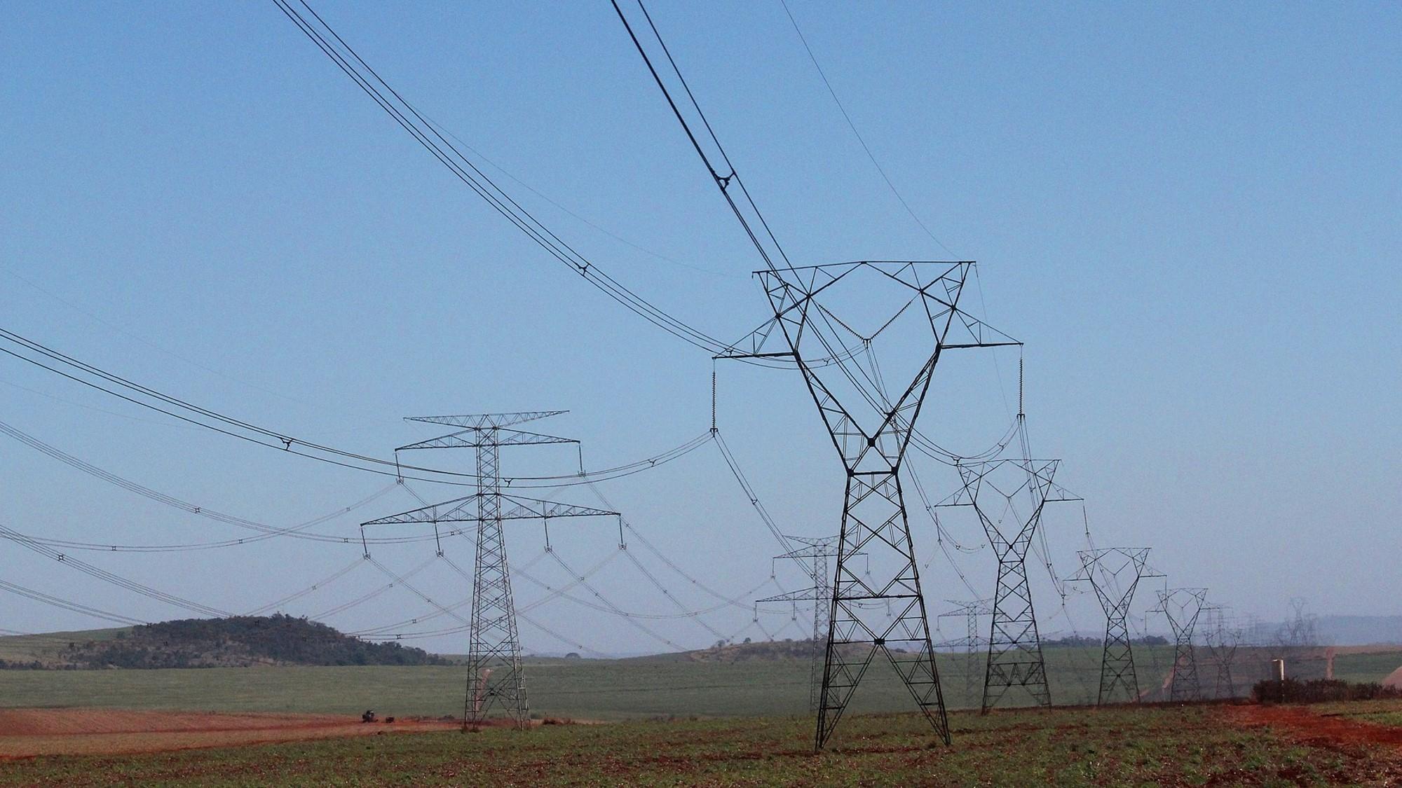 Rede de Transmissão de Energia